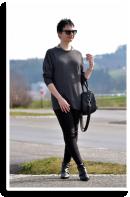 Anthrazit & Schwarz | Style my Fashion