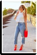 Red Tassel | Style my Fashion