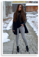 pants with stripes | Style my Fashion