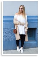 Herbst Outfit: Cozy Cardigan | Style my Fashion