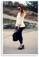 White and black | Style my Fashion