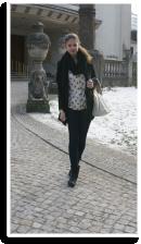 the zebra shirt | Style my Fashion
