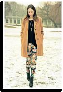 print leggings   Style my Fashion