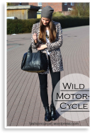 Wild Motorcycle | Style my Fashion
