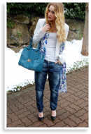 Boyfriend jeans | Style my Fashion