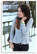 The Peplum Blazer | Style my Fashion