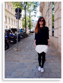 The Skort | Style my Fashion
