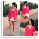 Pink shirt | Style my Fashion