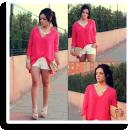 Pink shirt | Style my Fashion