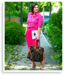 Powerfull pink   Style my Fashion