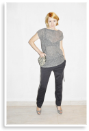 touch of grey | Style my Fashion