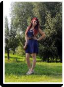 Die Farbe Unendlichkeit | Style my Fashion