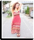 Boho Maxikleid | Style my Fashion