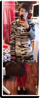 Zebra-Look    Style my Fashion
