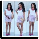 Flowers skirt | Style my Fashion