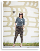 Stripe Camo | Style my Fashion