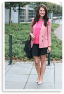 shades of pink | Style my Fashion