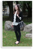 black dots | Style my Fashion