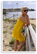 yellow dress | Style my Fashion