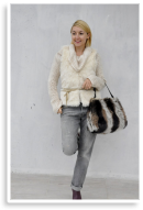fake fur | Style my Fashion
