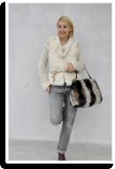 fake fur | Style my Fashion