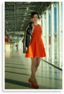 orange revolution | Style my Fashion