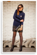 Black and Blue | Style my Fashion