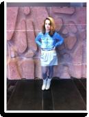 Metallic Blue | Style my Fashion