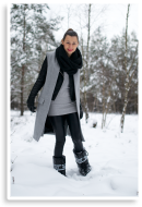white winter | Style my Fashion