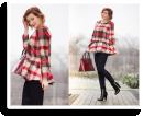 TARTAN PEPLUM BLOUSE. Trends For 2013/2014 | Style my Fashion