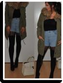 Overknees- Combination 1 | Style my Fashion