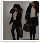Overknees-Combination 2 | Style my Fashion