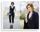 Classic Black Belted Jumpsuit | Style my Fashion