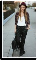 (Fake)Lederhosen | Style my Fashion