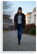 veile and fur | Style my Fashion