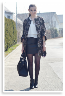 HOW I MET MY COAT   Style my Fashion