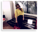 summer outfit- lemon yellow  | Style my Fashion
