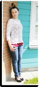 Spitzenshirt | Style my Fashion