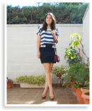NAVY GIRL | Style my Fashion