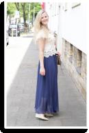 Spitzen-Maxirock | Style my Fashion