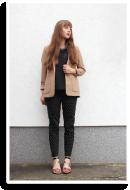 Goldene Sandalen | Style my Fashion