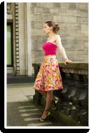 pleated midi skirt | Style my Fashion