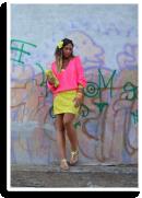Gelbe Spitze | Style my Fashion