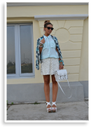 Palmen und Leder | Style my Fashion