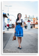 Im Dirndl zur Wiesn | Style my Fashion
