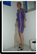 Schlangenprintkleid   Style my Fashion