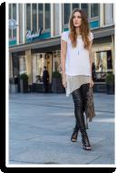 How to dress up basics   Style my Fashion