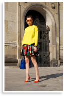 neon girl | Style my Fashion