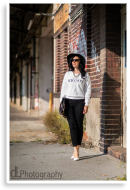 Black and white tres mignon | Style my Fashion