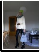 Very Hot in Herbst und Winter,  Teddyplüsch auf Jacken und Mänteln | Style my Fashion